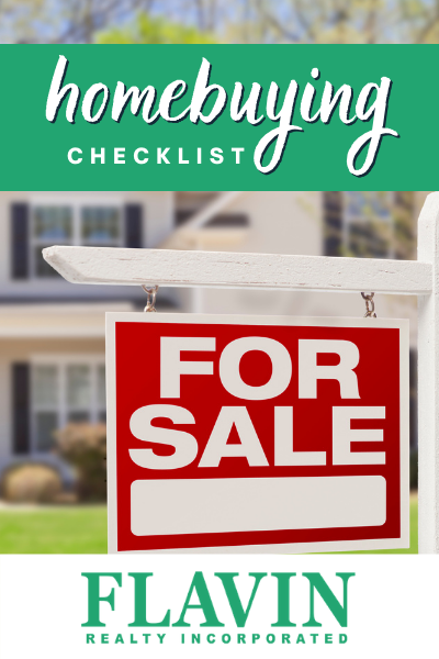 Checklist for Buying A Home
